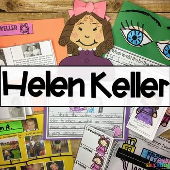 Helen Keller Journeys 2nd Grade