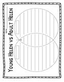 Helen Keller Venn Diagram