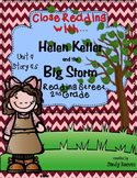 Helen Keller and the Big Storm Close Reading 2nd Reading Street 2008