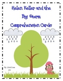 Helen Keller and the Big Storm Comprehension Questions