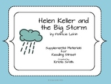 Helen Keller and the Big Storm Resource Pack Reading Stree