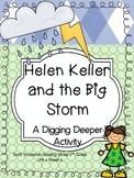 Helen Keller and the Big Storm - Scott Foresman 2nd Grade - Digging Deeper Act.