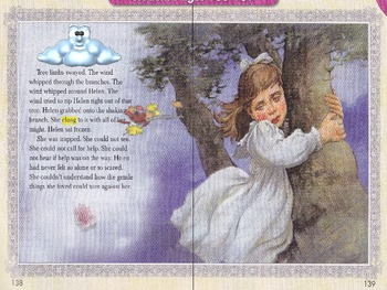 """""""Helen Keller and the Big Storm"""" brought to life through animations"""