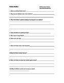 Helen Keller question sheets