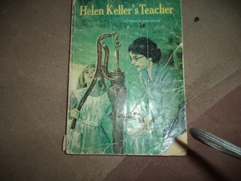 Helen Keller's Teacher    by Mickie Davidson