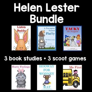 Helen Lester Bundle