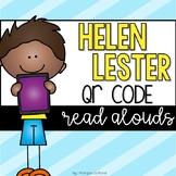 Helen Lester QR Code Read Alouds