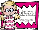 Helen Lester/Tacky the Penguin QR Readers for Listen to Reading