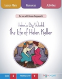 Helen's Big World Lesson Plans & Activities Package, Fifth Grade (CCSS)