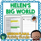 Helen's Big World by Doreen Rappaport Lesson Plan and Goog