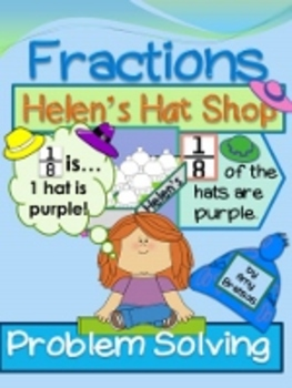 The Hat Store-Problem Solving with Fractions