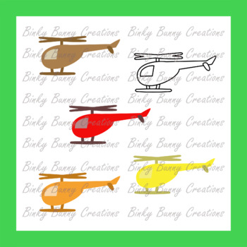 Helicopter Chopper Clip Art Clipart Images Graphics Vehicles Transport