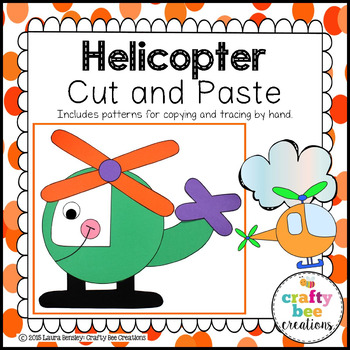 Helicopter Cut and Paste