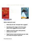 Helicopter Man Comprehension Booklet