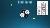 Helium and Beryllium Animation
