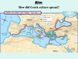 Hellenism and Alexander the Great - Powerpoint and Summary