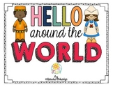 Hello Around the World- Mini Posters