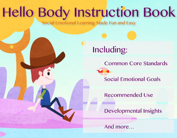 Hello Body Instruction Book