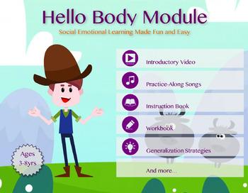 Hello Body Module   Mindfulness-Based Social Emotional Lea