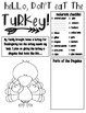 Hello, Don't Eat The Turkey {A Thanksgiving Day Creative W