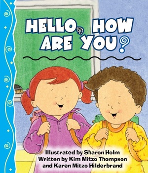 Hello, How Are You? eBook & Read-Along Audio