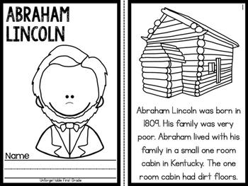 Hello! It's me! {Abraham Lincoln}