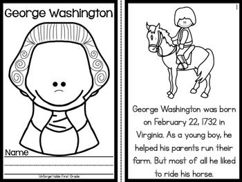 Hello! It's me! {George Washington}
