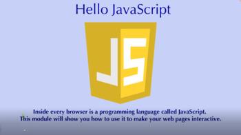 Hello JavaScript - A JavaScript Introduction.