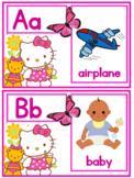 Hello Kitty Alphabet
