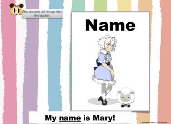 Hello, Mary!