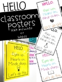 Hello! Motivational Posters