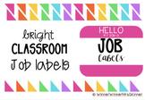 Hello My Job Is