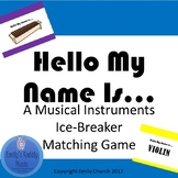 Hello My Name Is... Instruments