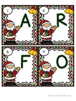 Hello Santa! Write The Room