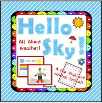 Hello Sky Book About Weather