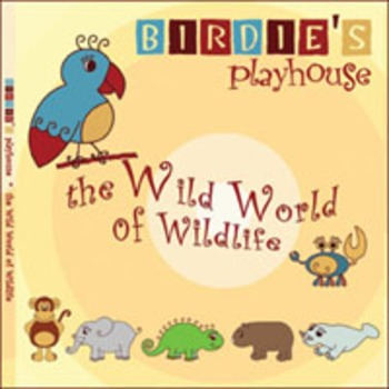 Hello Song, Fun music to introduce lesson or animal theme