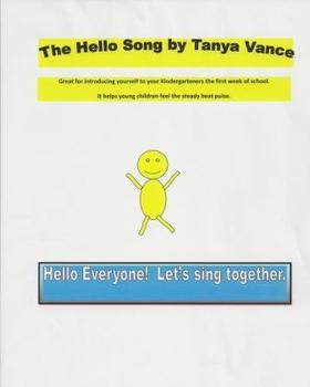 Hello Song by Tanya Vance