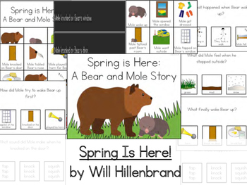 STORY TIME PACK: HELLO SPRING