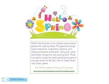 Hello Springtime