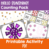 Counting Pack: Hello Sunshine!