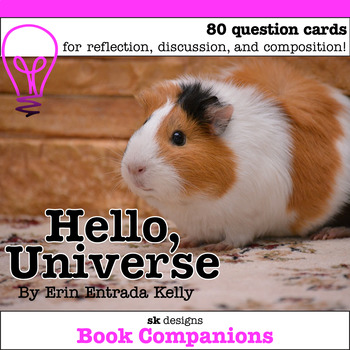 Hello, Universe Discussion Question Cards