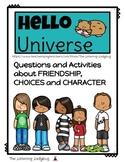 Hello Universe: Novel Enrichment Packet