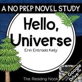 Hello, Universe Novel Study | Distance Learning | Google C