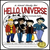 Hello, Universe by Erin Entrada Kelly: A Novel Study created by Jean Martin