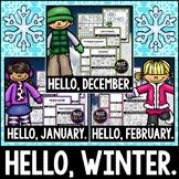 Hello, Winter Bundle!  December, January, February, New Ye