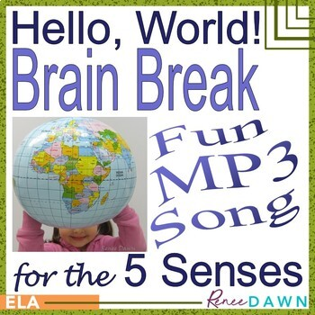 Hello, World! - MP3 Song for the 5 Senses