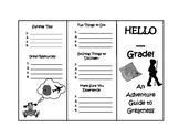 Hello __ Grade! An Adventure Guide to Greatness
