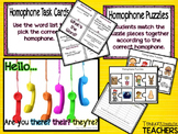 Hello, are you there, their, they're? {homophone activities}