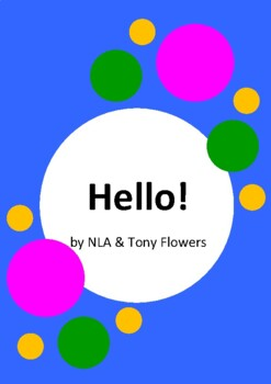 Hello! by the National Library of Australia and Tony Flowers - 6 Activities