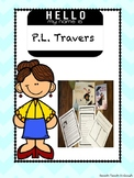 Hello, my name is...P.L. Travers